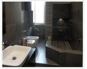 Foto ristrutturazione bagno a Milano